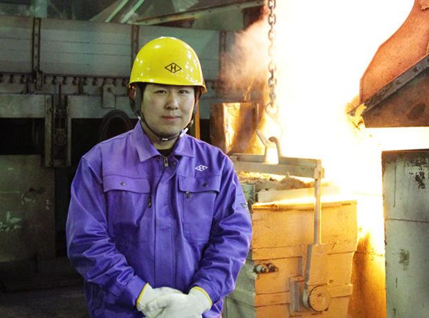 HOKUSEI製品を世の中に広めるために、より良い品質を保つのが使命です。