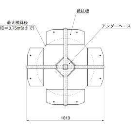 HOU-S2 / アンダーサポート