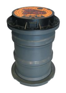 円形3号・円形4号用レジンコンクリート桝 / 上水道用製品