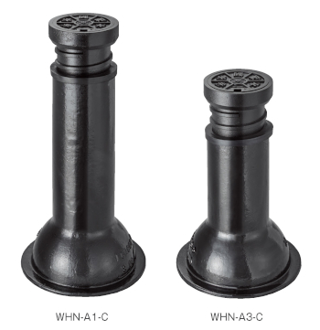ねじ式弁筐A型1号~4号 / 上水道用蓋