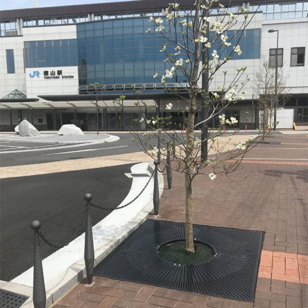 JR徳山駅前【new】