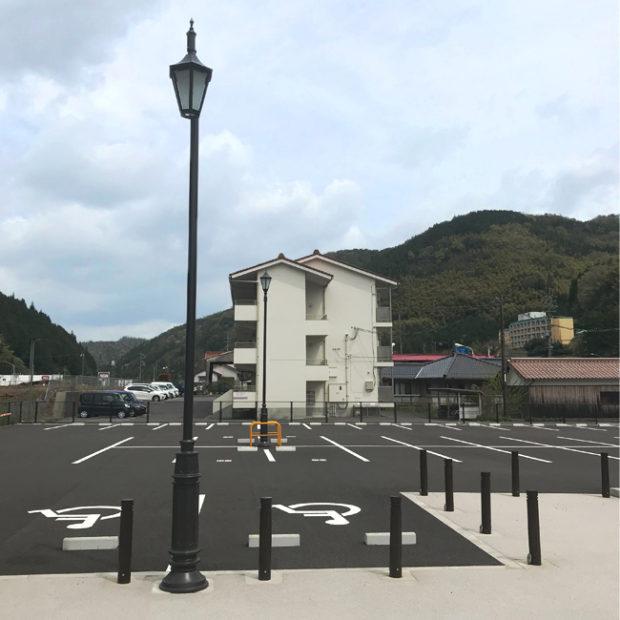 津和野町駅前【new】